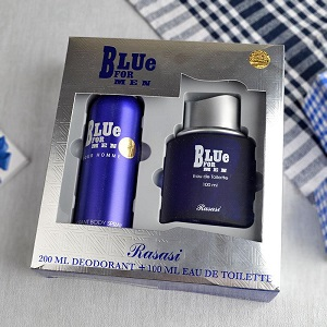 Blue For Men Rasasi Deo & Fragrance