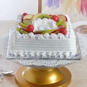 Deliver fresh fruit cakes on birthday Book best cakes Send online